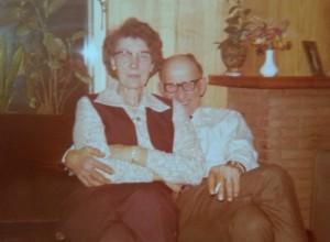 bij mij thuis / 1971